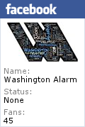 Washington Alarm Facebook