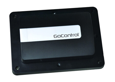 GoControl Z-Wave Garage Door Remote Controller Accessory