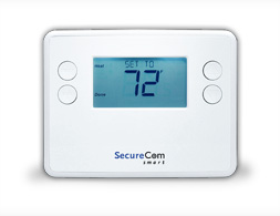 SecureCom Z-Wave Thermostat