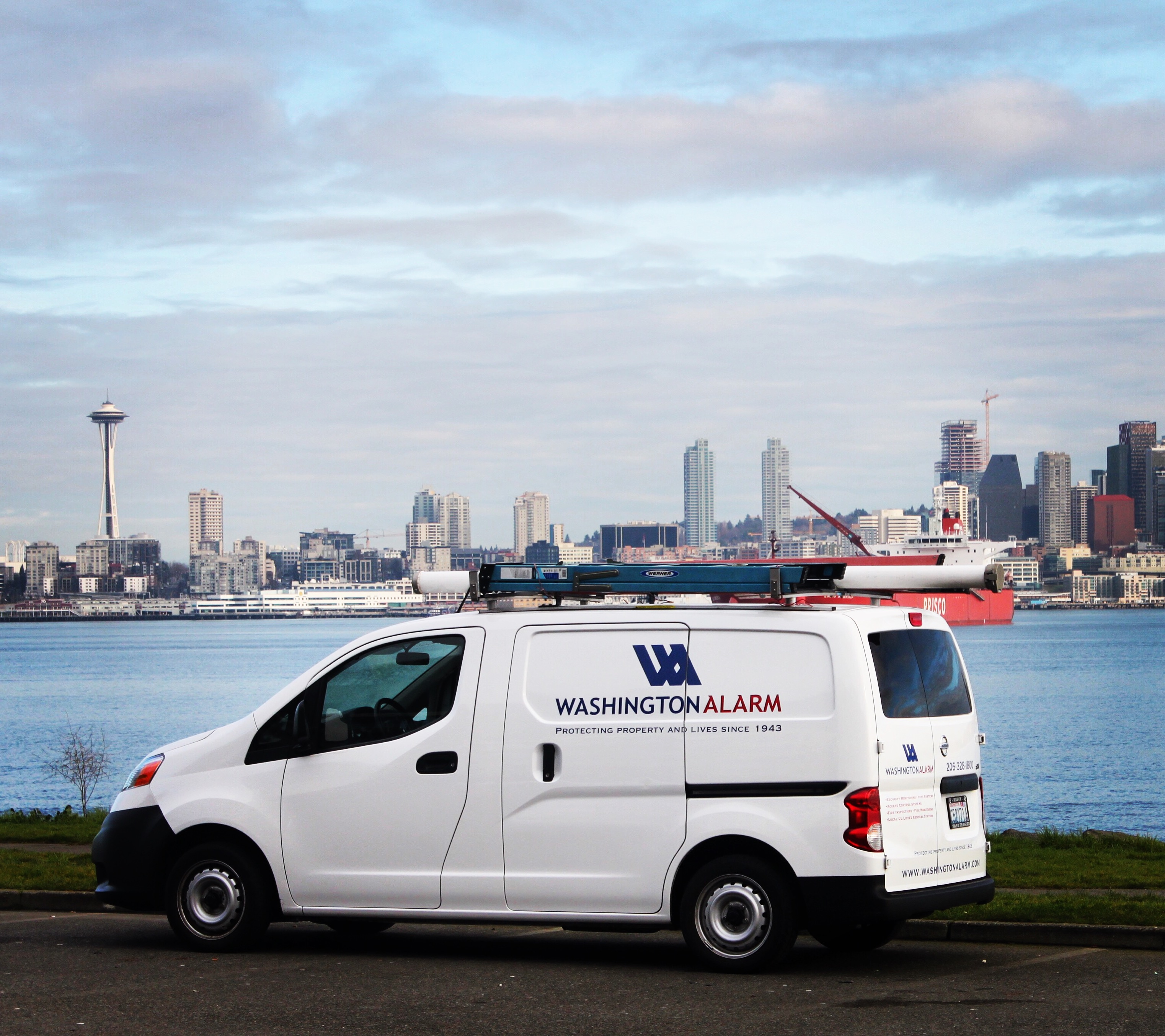 We Have Called the Pacific Northwest Our Home for Over 73 Years