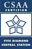CSAA Five Diamond Certified