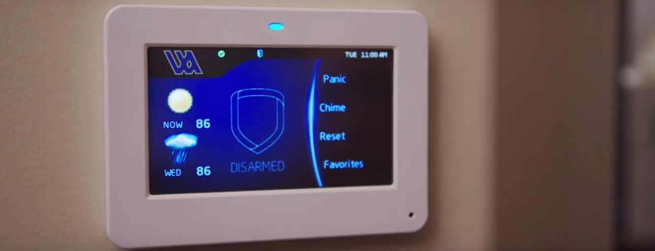 Residential Intrusion Detection Automation And